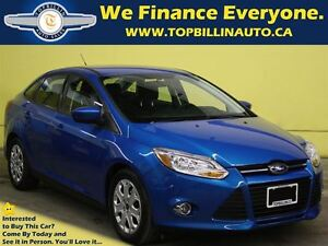 2012 Ford Focus Only 39K, $74 Bi-weekly $0 Down Payment