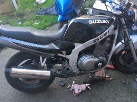 Suzuki gs500e Spairs and repairs