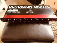 Behringer ADA8200 Ultragain Pro Digital
