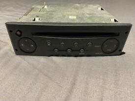 Renault Car Stereo