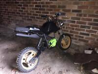 Swap/sale midi moto ghost dirt series