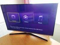 "SAMSUNG 40"" LED TV - FREEVIEW HD -1080p- -200hz- WARRANTY"