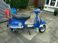 Vespa px scooter
