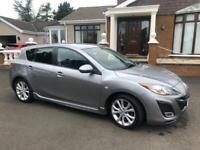 2010 Mazda 3 2.0 Sport, 48,400 miles excellent condition