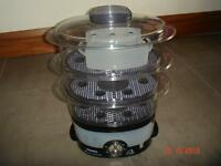 Tefal Ultra Compact 3 Tier Food Steamer