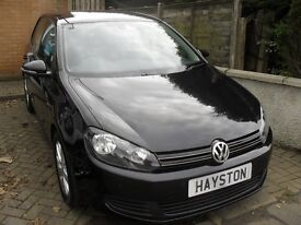 VOLKSWAGEN GOLF 1.6TDi MATCH 5DR HATCHBACK