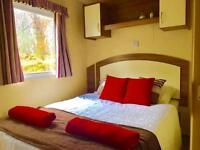 Static caravan for sale on 12 month season park in cumbria kendal windermere lake district