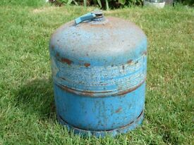 Camping Gas cylinder with gas – Type 907, 2.72K
