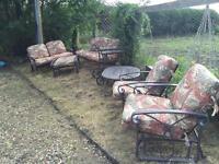 Garden conservatory furniture