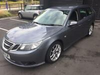 Saab 93 1.9 tdi estate 2008 facelift model