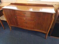 Vintage Mahogany Sideboard