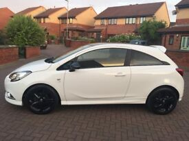 2016 VAUXHALL CORSA 1.4 LIMITED EDITION