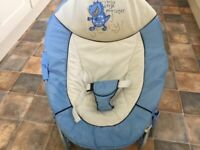 Hauck three position rocking movement musical bouncy chair