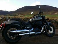Honda Shadow VT 750 C2 BE 2014 - Final reduction, low millage, showroom condition