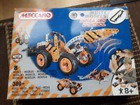 Meccano Multi Model Motorised Kit