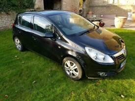 Vauxhall Corsa eco flex 1.2
