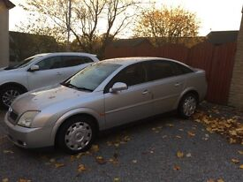 Vectra - spares or repair