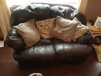 2 and 3 seat sofa