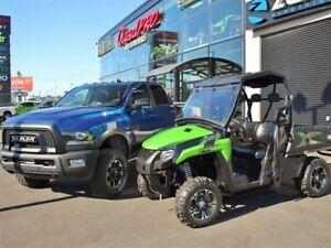 2018 Ram 2500 **COMBO SIDE-BY-SIDE** Power Wagon All-Terrain