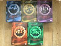 Stargate SG1 Box Sets