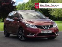 Nissan Pulsar 1.2 DiG-T N-Connecta 5dr (force red) 2017