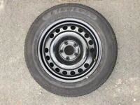 Astra 1.9d 51 plate Wheel with tyre for sale in perfect condition Balanced