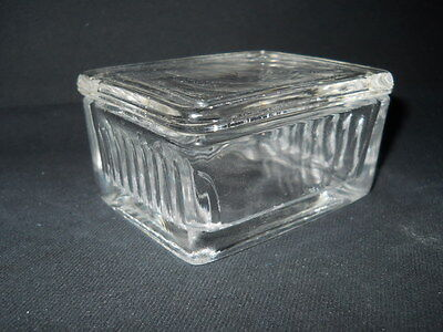 Wheaton Glass 10 Slide Rectangular Staining Dish With Cover