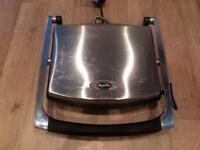 Breville stainless steel sandwich press