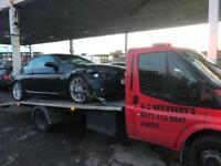 24/7 VEHICLE TRANSPORTATION BREAKDOWN AND RECOVERY