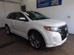 2014 Ford Edge SPORT AWD LEATHER NAV PANORAMIC SUNROOF