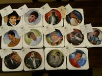 13x cliff Richard forty glorious years collection.