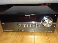 Sony stereo & Gale speakers