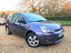 2008 Ford Fiesta Zetec Climate 51k *Watch Video* NEW MOT Superb Service History 5 Star Rated Dealer