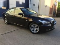 BMW 520d DIESEL AUTOMATIC FACELIFT LCI MODEL FIRST TO SEE WILL BUY!!!
