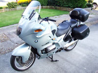 BMW R1100RT - 1996 Touring Motorcycle, lovely condition and ready to ride.