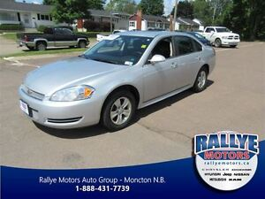 2012 Chevrolet Impala LS! Keyless! Traction! Trade-In! Save!