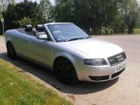2004 Audi s4 convertible