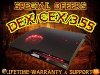 ☆☆ Sony PlayStation 3 SLIM / 3.55 / 4.81 ☆ SPECIAL OFFER %20 OFF ☆☆