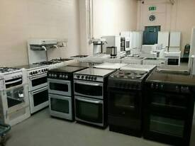 SECONDHAND COOKERS
