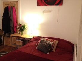 DOUBLE ROOM FAB LARGE HOUSE GARTMOOR GARDENS 2 MINS SOUTHFIELDS TUBE CLEANER WIFI COUNCIL TAX INC
