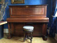 John Broadwoodand Sons upright piano for sale