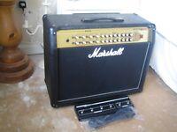 Marshall AVT 275 Advance Valvestate Technology 2000 Amplifier AVT275 Twin (2x12) 150W Valve Pre-Amp
