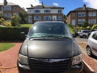 2006 Chrysler voyager 2.8 crd 7 seater