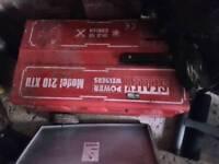 Wesley power welders model 210XTD