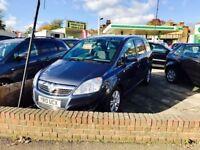 ✅ 2010 Vauxhall Zafira 1.7 TD ecoFLEX 16v Design 5dr ✅