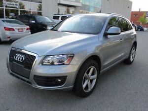 2011 Audi Q5 2.0T Premium Panoramic Roof