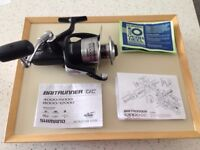Shimano Baitrunner 12000 OC. Brand new, never used and in perfect condition.