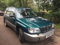 Subaru Forester All Weather 2.0 Auto,2000, Full Service History, Drives Great!
