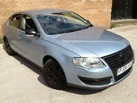 06 VW PASSAT 2.0 TSI SEL 200BHP 6-SPEED petrol tfsi rare same engine as mk 5 golf gti bargain £1675