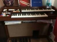 Free to a good home 1970 Technics Electric Organ